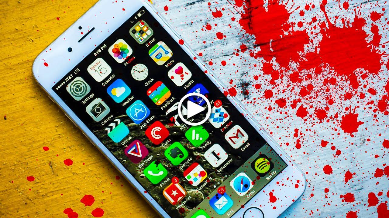 Verbotene Apps